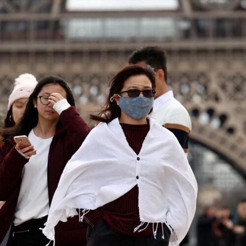 Γαλλία - Κορωνοϊός: «Έσπασαν τα κοντέρ» τα νέα κρούσματα - Σχεδόν 10.000 το τελευταίο 24ωρο