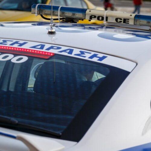 Σύλληψη στη Βέροια για κλοπή