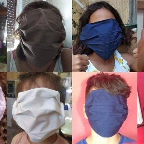 """ΚΕΔΕ: """"Σταματά η παραγωγή μασκών για τα σχολεία"""" - Νέες προδιαγραφές μετά το τρολάρισμα στα social media"""