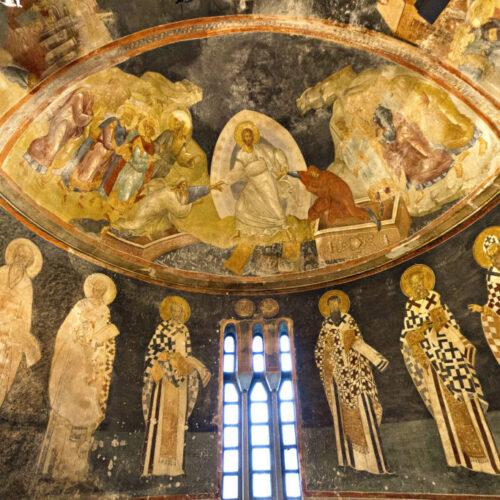 Ψήφισμα του Ευρωπαϊκού Κέντρου Βυζαντινών και Μεταβυζαντινών Μνημείων για τη μετατροπή της Μονής της Χώρας σε τζαμί