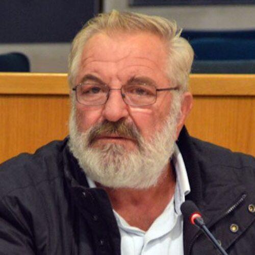 Η Ομοσπονδία Αγροτικών Συλλόγων Δενδροκαλλιεργητών  Κ-Δ Μακεδονίας για την απώλεια του Βαγγέλη Μπούτα