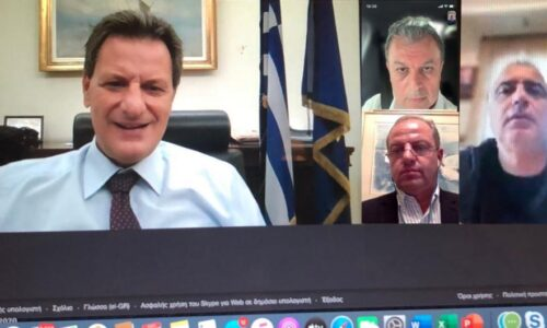 Ο Λάζαρος Τσαβδαρίδης για τη χρηματοδότηση του ΕΛΓΑ και την καταβολή των αποζημιώσεων