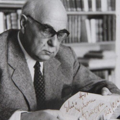 Γιώργος Σεφέρης. Ο μεγάλος Έλληνας ποιητής έφυγε σαν σήμερα πριν από 49 χρόνια