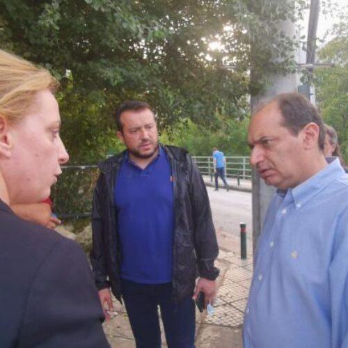 """ΣΥΡΙΖΑ - Σπίρτζης από Καρδίτσα: """"Η κυβέρνηση να σταματήσει να παρακολουθεί σαν θεατής την κατάσταση"""""""