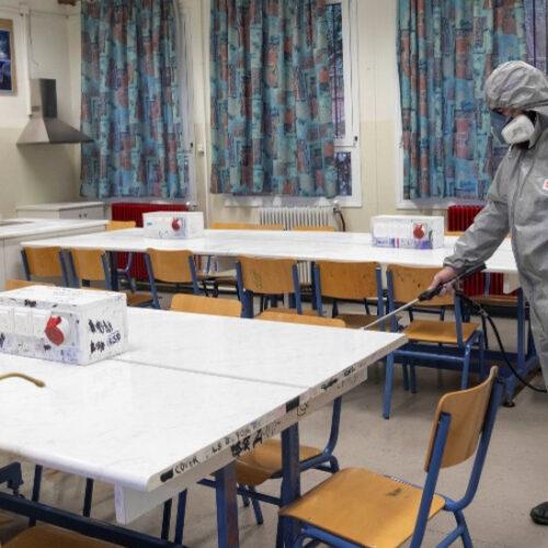 Κορωνοϊός: Η λίστα σχολείων και τμημάτων που κλείνουν από τη αύριο, Δευτέρα 28 Σεπτεμβρίου