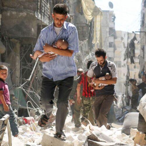 """Πόλεμος… """"O βίαιος διδάσκαλος"""" γράφει η Μαρία Κωνσταντάκου"""