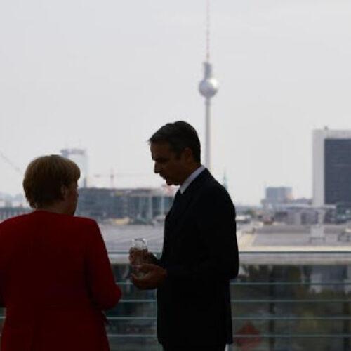 Κάποτε στο Βερολίνο - Πώς κάηκε το «έγγραφο κατανόησης» της γερμανικής διαμεσολάβησης μεταξύ Ελλάδας &Τουρκίας