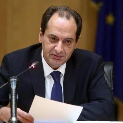 Χρ. Σπίρτζης: Η αστυνομία τρομοκρατεί τους μαθητές σε όλη την Ελλάδα