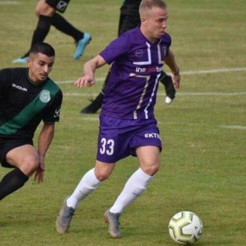 Ποδόσφαιρο: Φιλική νίκη της Βέροιας επί του Μ. Αλεξάνδρου Τρικάλων