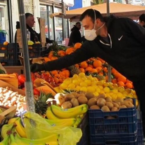 Ο Δήμος Βέροιας για τη λειτουργία των Λαϊκών Αγορών