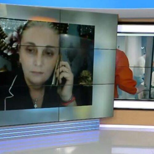 Μαρτυρία της βεροιώτισσας γιατρού Βασιλικής Καραδήμου για τον θάνατο της μητέρας της από κορωνοϊό στο Mega