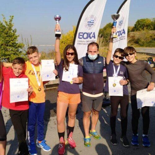 Διεθνής αγώνας ρόλλερ-σκι στο Φράγμα του Αλιάκμονα 24 & 25 Οκτωβρίου - Τα αποτελέσματα