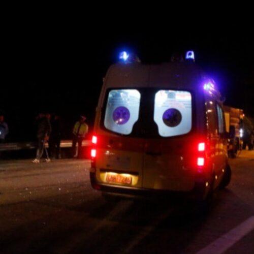 Λιτόχωρο: Τροχαίο δυστύχημα στην Εθνική Οδό - Κατέληξε 47χρονος