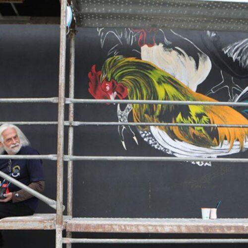 Δήμος Νάουσας: Ολοκληρώθηκαν με επιτυχία οι εικαστικές δράσεις αστικής τέχνης