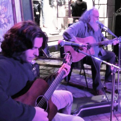 Acoustic Blues Duet. Ηλίας Ζάικος - Σπύρος Μισοκέφαλος. Δύο κιθάρες, μια …ορχήστρα, μια εποχή!