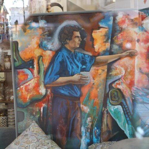 """Παύλος Τροχόπουλος: """"Ο Βαρλάμης φέρνει τον Θεοδωράκη στην Αγορά της Βέροιας – Η Τέχνη πάει στον κόσμο"""""""