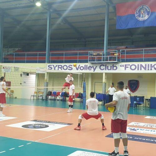 Βόλεϊ - Φίλιππος Βέροιας: Πρώτο σερβίς στη Volleyleague από την Ερμούπολη