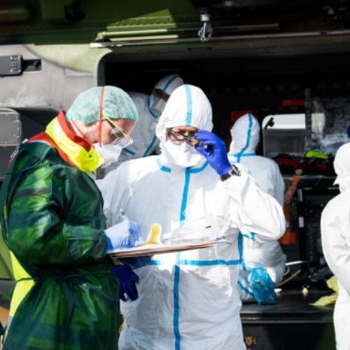 Το μέτωπο της πανδημίας: 841 νέα κρούσματα, 10 θάνατοι - Η γεωγραφική κατανομή στη χώρα