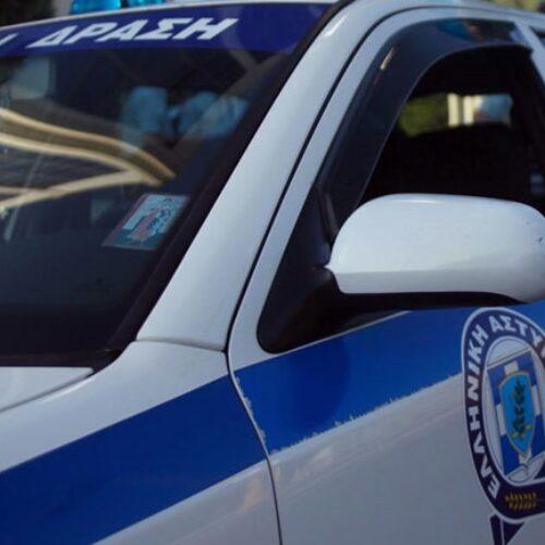 Συνελήφθησαν στην Ημαθία δύο άτομα για κλοπή μηχανημάτων