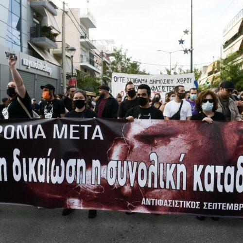 Δίκη Χρυσής Αυγής: Έφτασε η ώρα της ιστορικής καταδίκης - Μεγάλη αντιφασιστική συγκέντρωση στο Εφετείο