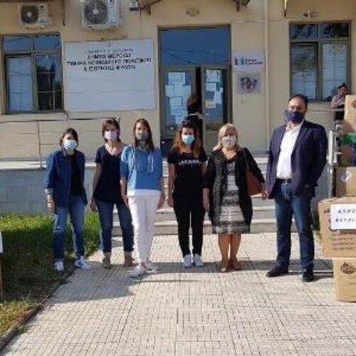 Ο Δήμος Βέροιας ευχαριστεί τους πολίτες για τη συλλογή ειδών πρώτης ανάγκης για τους πλημμυροπαθείς της Καρδίτσας