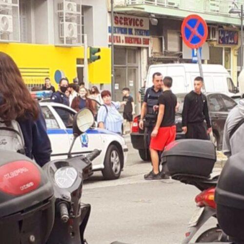 """Θεσσαλονίκη - Συντονιστική Επιτροπή Μαθητών: """"Η τρομοκρατία δε θα περάσει - Ένας για όλους και όλοι για έναν!"""""""