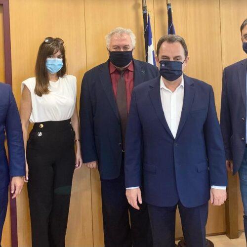 Λάζαρος Τσαβδαρίδης: Λύση στην αμφισβήτηση των ιδιοκτησιών των κατοίκων της Φυτειάς και των Ριζωμάτων από το Ελληνικό Δημόσιο