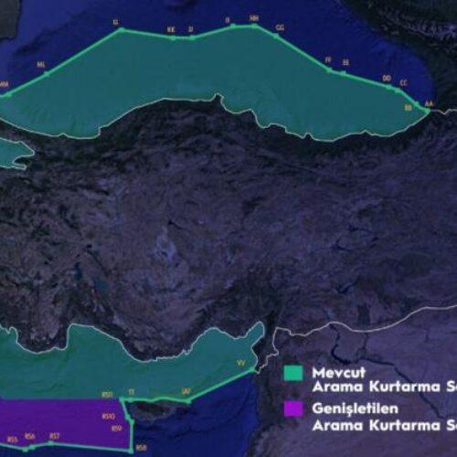 Νέα πρόκληση της Τουρκίας με χάρτη που παρουσιάζει το... μισό Αιγαίο δικό της