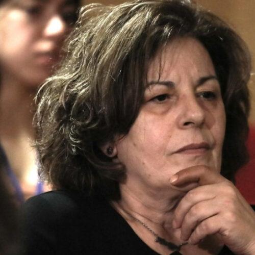 Μάγδα Φύσσα: Άκου ΜΑΝΑ, ο φασισμός θα ηττηθεί ξανά