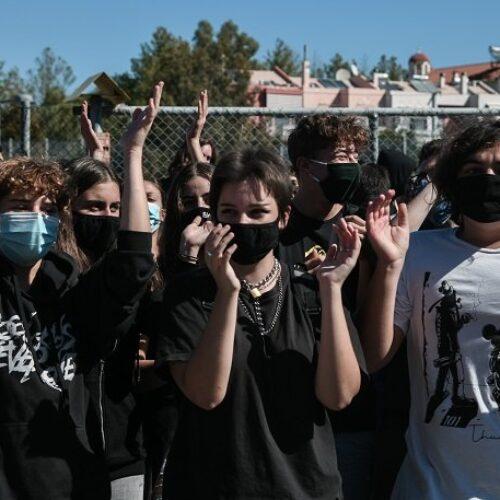 Εκπαιδευτικό συλλαλητήριο: Συνέλαβαν 14χρονο γραμματέα 15μελούς και τον δικάζουν για κακουργήματα