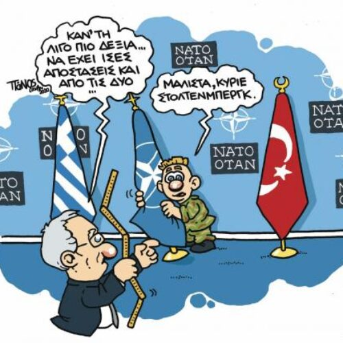 """""""Πίεση από Τούρκους και ΝΑΤΟ"""" γράφει ο Δημήτρης Μηλάκας"""