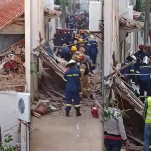 Σάμος - Σεισμός: Τραγωδία με δύο νεκρά παιδιά που καταπλακώθηκαν από τοίχο