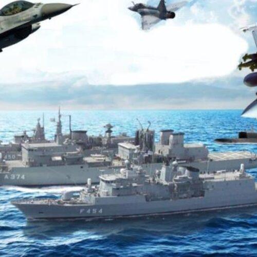 Πτήσεις μαχητικών και ελικοπτέρων σε όλη την Ελλάδα αντί για παρελάσεις