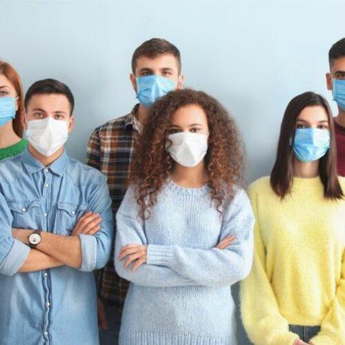 Έρευνα: Οι νέοι δεν είναι ανεύθυνοι απέναντι στον κορωνοϊό