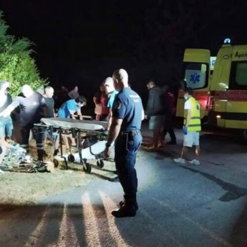 Τραγωδία στη Χαλκιδική: Νεκροί δύο νέοι άνθρωποι σε τροχαίο