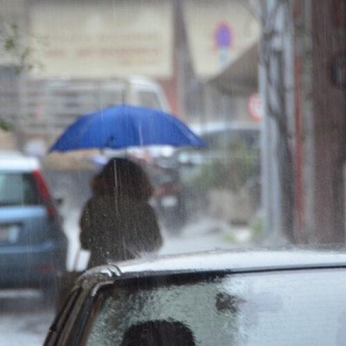 ΕΜΥ: Έκτακτο δελτίο επιδείνωσης του καιρού για αύριο Δευτέρα