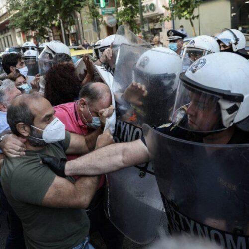 """""""Πρωτοβουλία Αστυνομικών"""": Να μην γίνουμε τύραννοι του λαού!"""
