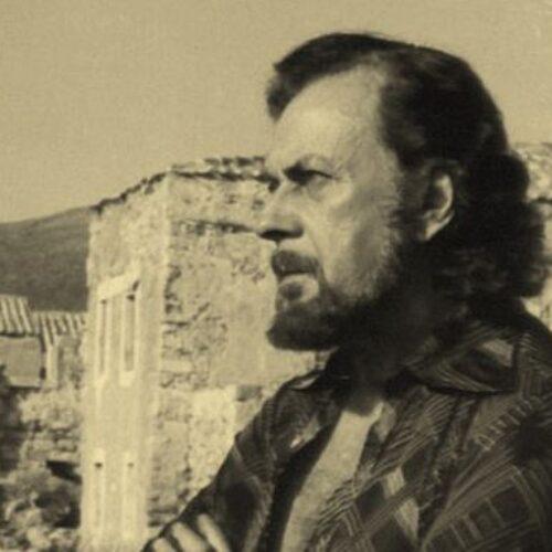 """Γιάννης Ρίτσος """"Το χρέος των ποιητών"""" - 30 χρόνια από το θάνατό του"""