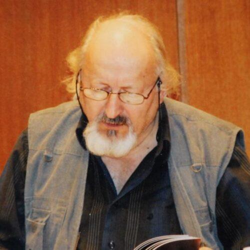 Οδυσσέας Γωνιάδης. Πορτρέτο του από τη Δημόσια Κεντρική Βιβλιοθήκη της Βέροιας