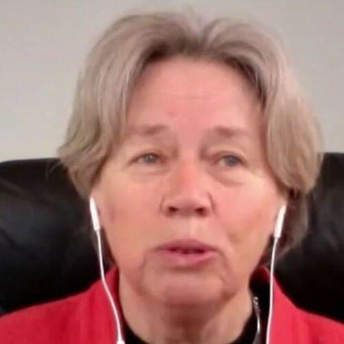 Αθηνά Λινού: Δεν αρκεί το lockdown για να σταματήσει η εκθετική έξαρση στα κρούσματα