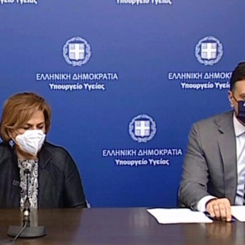 Κικίλιας: Καμία αναμονή για εισαγωγή σε ΜΕΘ - Τεράστια η διασπορά του ιού στη Θεσ/νίκη, στο 32% η θετικότητα