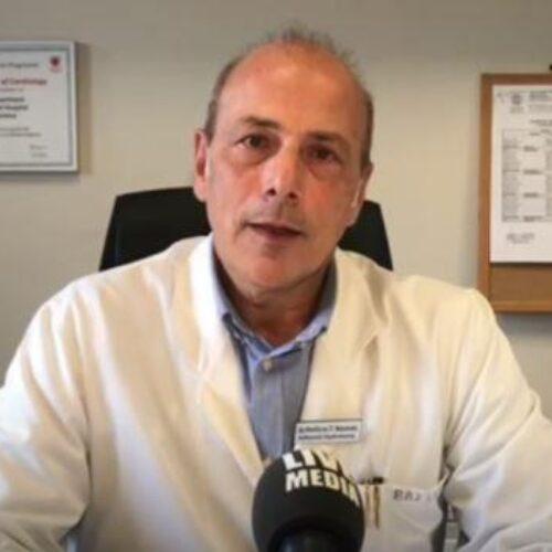 Κορωνοϊός: Ο καθηγητής Καρδιολογίας του ΑΠΘ Βασίλης Βασιλικός γράφει για όσα βιώνει νοσηλευόμενος στο Ιπποκράτειο