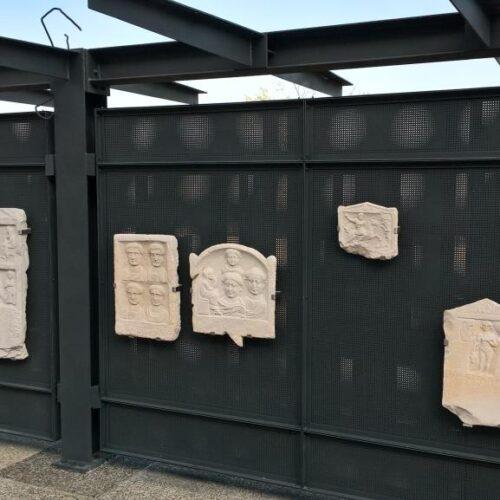 """Βέροια: """"Ο Τοίχος της Μνήμης"""" ολοκληρώνεται πλουτίζοντας το ιστορικό παρελθόν της πόλης"""