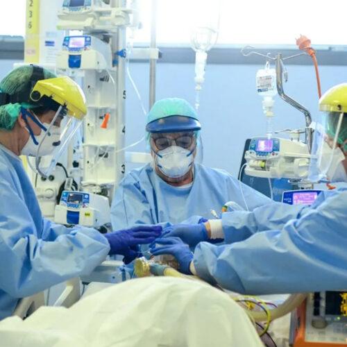 Κορονοϊός: Πέθανε 42χρονος πνευμονολόγος