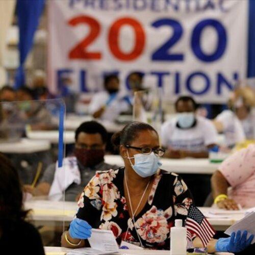 Εκλογές ΗΠΑ: Προβάδισμα Μπάιντεν – Συνεχίζεται η καταμέτρηση (live map)