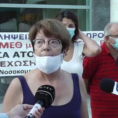 Πρόεδρος Νοσοκομειακών Γιατρών Θεσσαλονίκης: Ο Κικίλιας είπε ψέματα για τις νέες ΜΕΘ (audio)