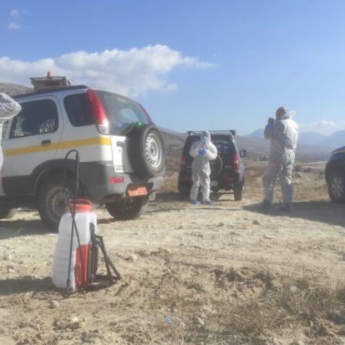 Κοζάνη: Θανάτωση και ενταφιασμός γουνοφόρων ζώων που εντοπίστηκαν με covid-19