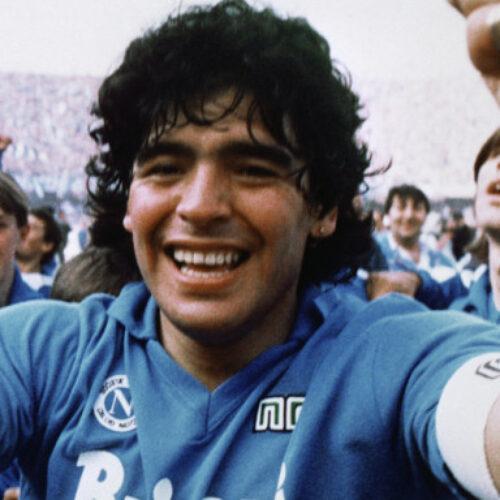 Έφυγε από τη ζωή ο θρύλος του παγκόσμιου ποδοσφαίρου, ο Ντιέγκο Μαραντόνα