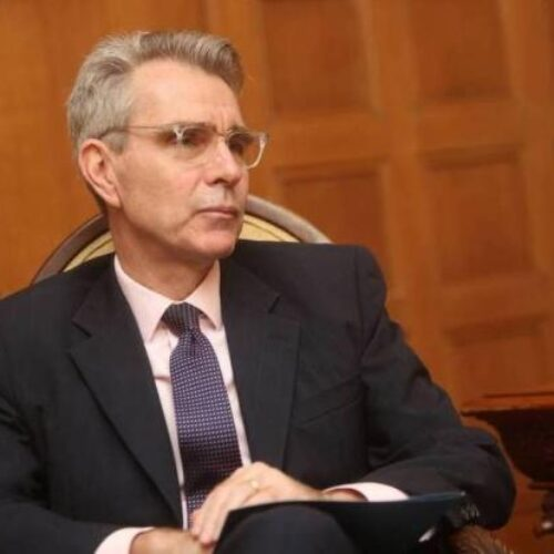 Πάιατ: Η αμυντική σχέση ΗΠΑ - Ελλάδας βρίσκεται στο υψηλότερο επίπεδο όλων των εποχών