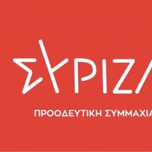 ΣΥΡΙΖΑ: Η κυβέρνηση έχει χάσει πλήρως τον έλεγχο της πανδημίας